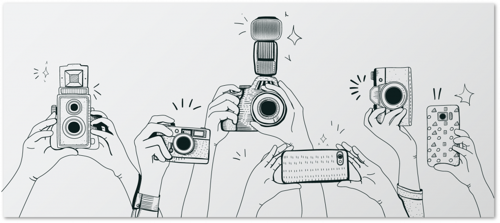 OCG Commercial Photography Services Sketch