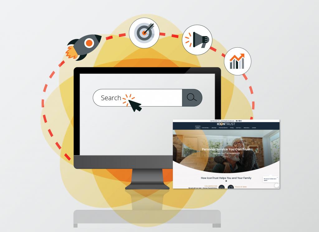 SEO Services Graphic Design
