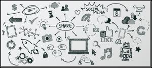 Social Media Services Sketch